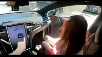 Transando no Tesla