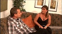 Nasty mom got a taste for fuck with brother-in-law