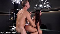 RoccoSiffredi Hot Babe Wants To Prove Him That Her Tight Ass Is Worthy