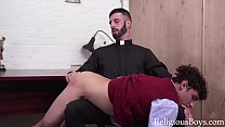 Penance With My Old Priest's Cock- Carter Ford, Father Romeo