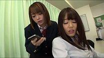 Tiny Asian Schoolgirl Rika Dominates Several Teachers