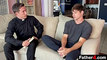 The priest believes that boys should have access to him at all hours of the night and day, and he will never turn away a young man who is looking for conversation