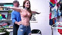 Making Vanessa Vega To Remove Her Shirt