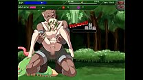 Exogamy Justice Sera hentai game gameplay . Pretty girl having sex with monsters men in forest xxx hentai