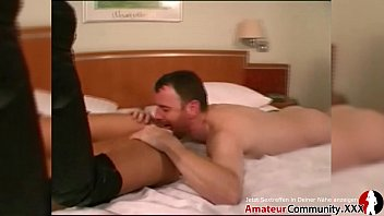 Porn casting: Three guys taking turns to fuck this bitch! AMATEURCOMMUNITY.XXX