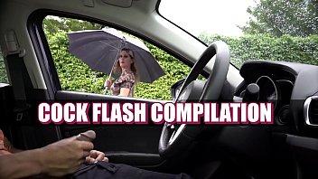 NICHE PARADE - Spycam Cock Flash Compilation