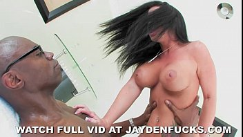 Jayden Jaymes Interracial Big Dick