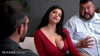 Trickery - Busty Babe Fucks Counselor While Fiance Watches