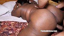pound that fat chocolate booty redzilla