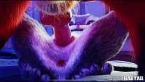 Straight Animated Furry Porn Compilation: Just try not to Nut