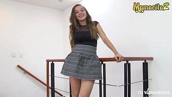 MAMACITAZ - #Sara Alvarez - Busty Latina Rides Pedro On Hot Homemade Sex