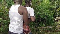 Miss classy having adventure in the bush