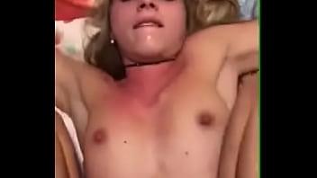 Cogiendose ala güera analmente