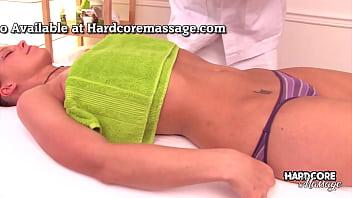 Hardcore Massage - Massage my Big Tits and Fuck Me