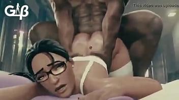 BBC Gangbang Sluts 3 min