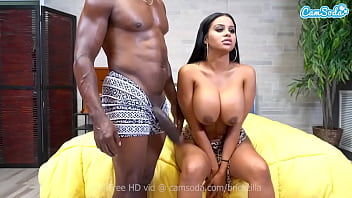 Camsoda - Brickzilla and Big Tits Latina Mary Jane