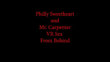 Philly Sweetheart and Mr. Carpenter VR Anal Sex Trailer