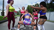 BANGBROS - Latin PAWG Kelsi Monroe Twerks Her Thicc Booty On Peter Green's Cock