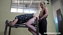 The Pegging Mistress will Make You Pay