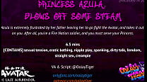 [AVATAR] Azula Blows Off Some Steam   Erotic Audio Play by Oolay-Tiger