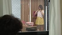 https://bit.ly/3cFchqq 向かいの部屋の窓から覗く巨乳美女の着替え姿に見とれていると、偶然ラッキーエロ、そして…まさか!?パート3