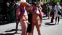 Public Nudity in San Francisco