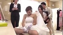 Sex at a wedding