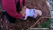 4k My Innocent StepDaughter Msnovember Adorable Pussy Fucked Doggystyle and Missionary Hardcore Sex In Public Forest On The Ground By My Big Daddy Dick, Raw Family Extreme Ebony Coitus On Sheisnovember