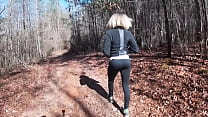 Quick Hike In The Woods