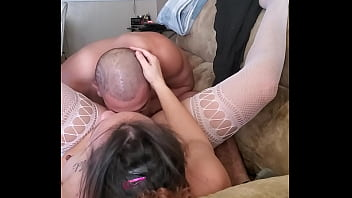 NaughtyNatty Takes That Pipe For Cuckold Husband