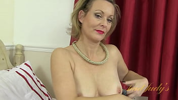 AuntJudys - 43yo UK Auntie Betsy in Stockings and High Heels