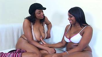 lesbian HD porn ebonysex