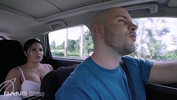 Trickery - Driver Tricks Busty Latina Passenger Into Sex