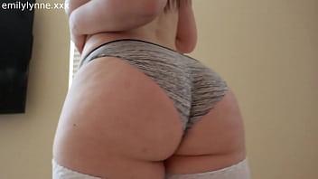 Emilylynne Panty Eating Booty
