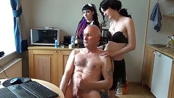 Ulf Larsen - ejaculating, humiliated & peeing! 40 min