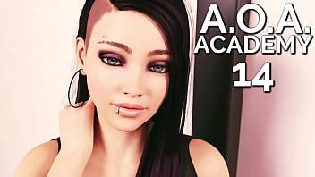 A.O.A. Academy #14 - Ms. Elisabeth, the strict teacher