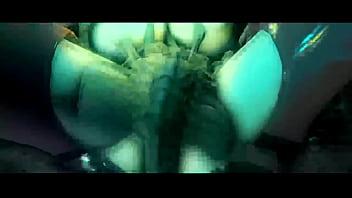 xenomorph animation monster alien sex human fantasy