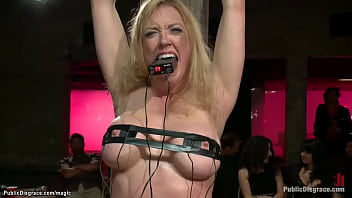 Wired boobs blonde anal public fucked