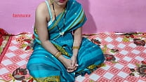 Indian Desi Village bhabhi sexy blowjob and pussy fucking puja beautiful hotel room