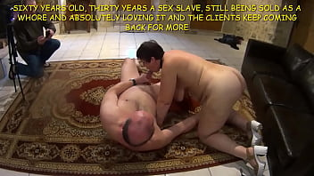 Suzi the sixty year old whore