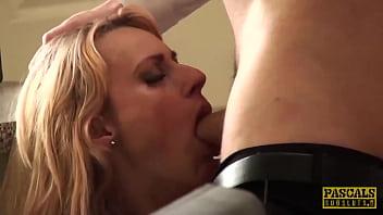 PASCALSSUBSLUTS - Blonde UK Sub Brittany Bardot Anal Fucked