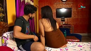 Romantic Webserise; Girlfriend asks her boyfriend for sex