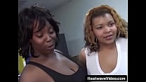 White dick for black girls is so much tastier, and easy to swallow
