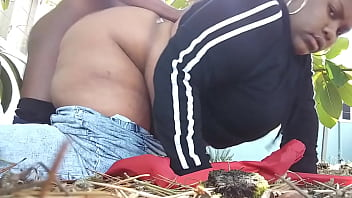 SEXY BBW GETS FUCKED OUTSIDE OF A CHURCH