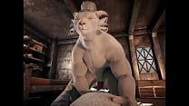 furry charr woman sex fantasy