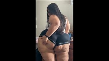 Huge Latin ass