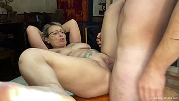 Sexy mature cant get enough of her boyfriends big dick