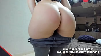Roundest Most Perfect Bubble Butt You Will See All Day