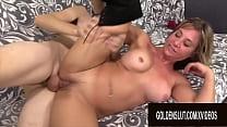Golden Slut - Blonde Hags Getting Nailed Compilation