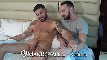 ManRoyale Hairy Hunks Fuck Unapologetically